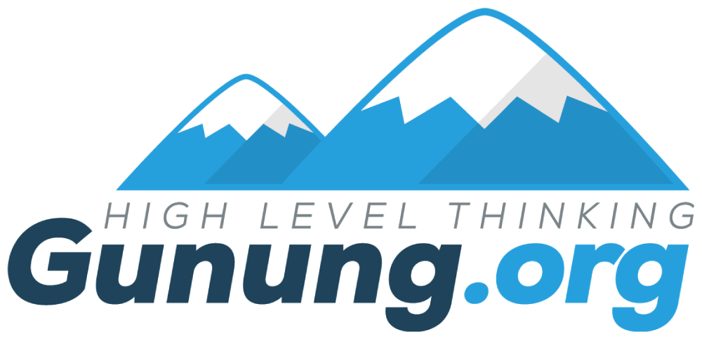 Gunung.org - high level thinking